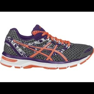 most comfortable asics womens shoes